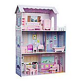 Teamson Kids Fancy Mansion Dolls House