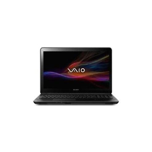 Sony Vaio SVF1521F4E (15.5 inch) Notebook Intel i5 (3337u) 4GB 750GB DVD WLAN Windows 8 Pro (Nvidia GT 740M) - Black