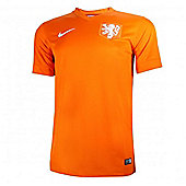 2014-15 Holland Home World Cup Football Shirt (Kids) - Orange
