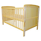PreciousLittleOne Kareena Cot Bed (Natural)