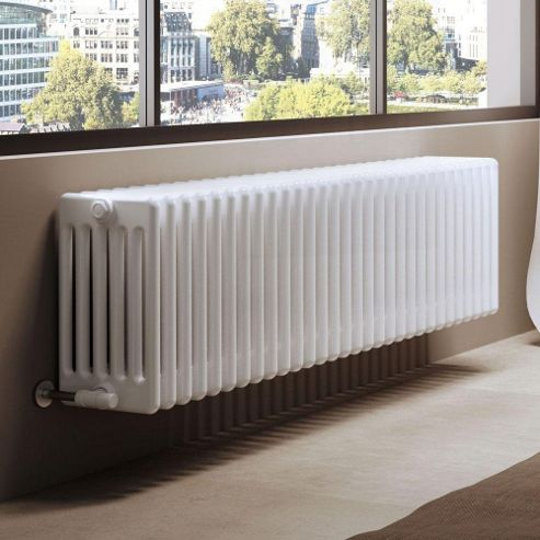 Modus 6 Column Italian Radiator 1200mm High x 1748mm Wide (38 Sections)