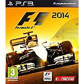 Formula 1 2014 PS3