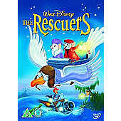 Disney: The Rescuers (DVD)