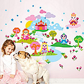 Little Princess Children's Wall Stickers