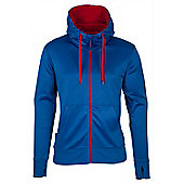 Alpine Warmstretch Men's Full Zip Top - Blue