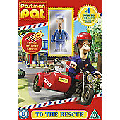 Postman Pat Sds: Pat To The Rescue (With Figurine) DVD