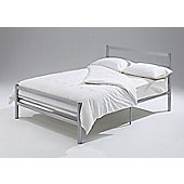 """Ideal Furniture Jane Bed Frame - Double (4' 6"""")"""