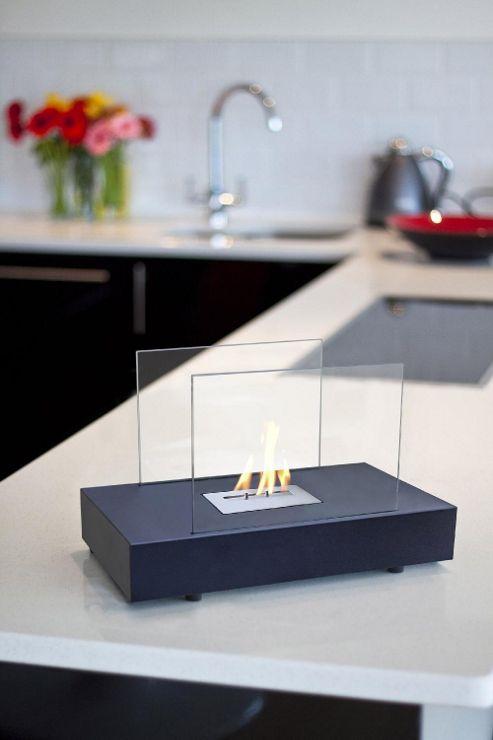 La Hacienda Tabletop Bio-Ethanol Fireplace