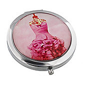 Pretty in Pink Compact Mirror
