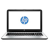 "HP 15-AF112NA 15.6"" AMD A8 8GB RAM 2TB HDD White Laptop"