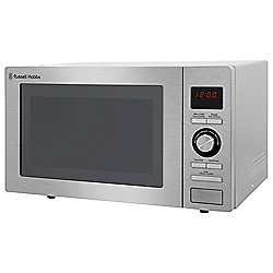 Russell Hobbs Combination Microwave Oven RHM2572CG 25L, Stainless Steel