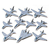U.S Navy Aircraft Set - 1:350 Scale Military - Tamiya