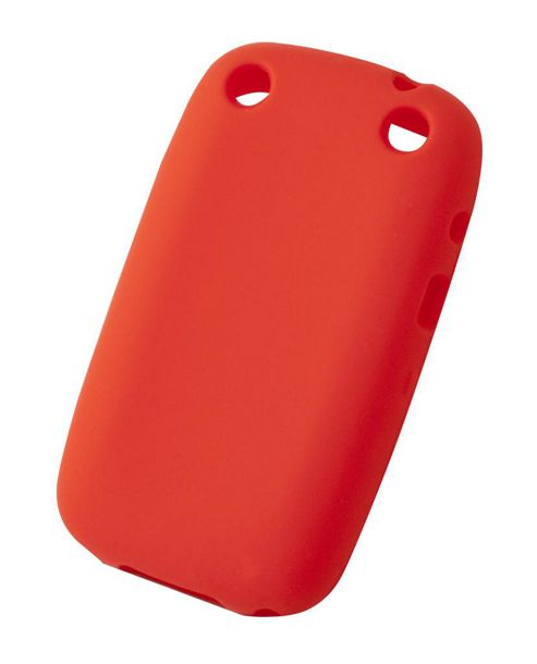 Tortoise™ Soft Silicone Case BlackBerry? Curve? 9320 Red & Blue