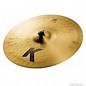 Zildjian K Ride Cymbal (22in)