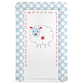 Babywise Baby Changing Mat - Baa Baa Black Sheep (Blue)