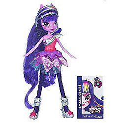 My Little Pony Equestria Girls Doll - Rainbow Rocks Twilight Sparkle