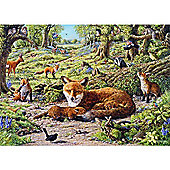 Foxley Wood Puzzle