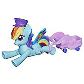 My Little Pony Zoom N Go Rainbow Dash