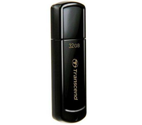 Transcend JetFlash 350 32GB USB Flash Drive