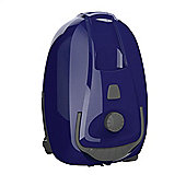 Dirt Devil DDC09-E01 Lightweight Bagged Cylinder Vacuum - Blue