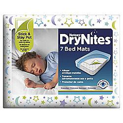 Huggies Drynites Bed Mats X7