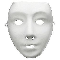 Halloween Robot Mask