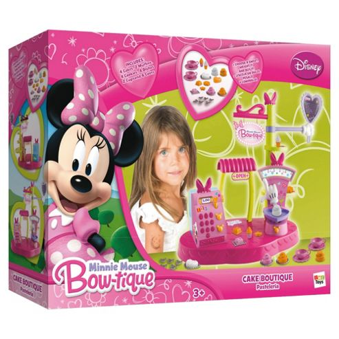 Minnie Mouse Cake Bow-Tique