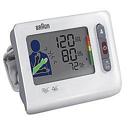 Braun BPW4100 Wrist Blood Pressure Monitor