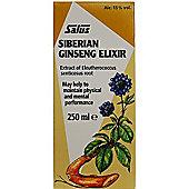Salus Haus Siberian Ginseng Elixir 250ml Liquid