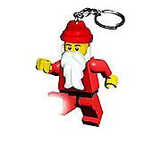 Lego Santa Keylight Keyring