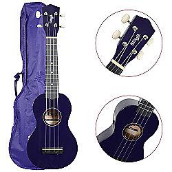 Stagg US10 Ukulele with Free Bag - Purple