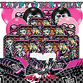 Monster High Deluxe Party Pack for 16