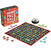 Learning Resources Robot Face Race Game