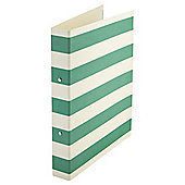 Bloom Thick Stripe Ringbinder