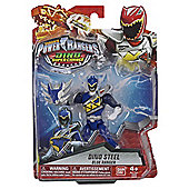 Power Rangers Dino Supercharge 12.5cm Figure Blue