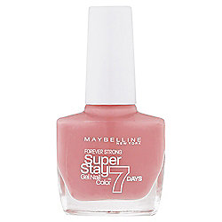 Maybelline SuperStay 7 Days Nail Colour Nudes Nuderose135