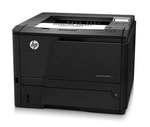 Hewlett-Packard M401D LaserJet Pro 400 Mono Laser Printer