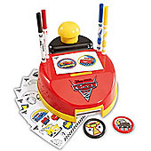 Crayola Disney Cars 3 in 1 Sticker Studio