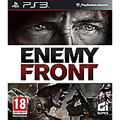 Enemy Front Day One Edition - PS3