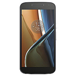 Tesco Mobile Motorola Moto G4 Blue