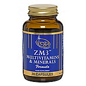Vega ZM3 Multivitamin and Minerals 30 Veg Capsules