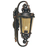 Elstead Lighting Baltimore Wall Lantern - Large