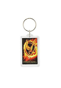The Hunger Games Lucite Keyring Gale