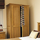 Kelburn Furniture Pitkin 2 Door Wardrobe