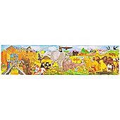 Bigjigs Toys BJ032 Noah's Ark Puzzle