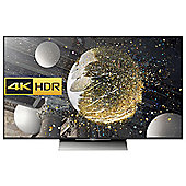 Sony KD55XD8005BU Smart 4K Ultra HD HDR 55 Inch LED TV with Freeview HD