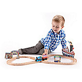 Thomas & Friends Wooden Railway Celebration On Sodor