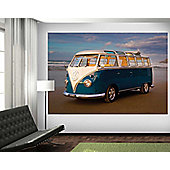 1Wall VW Campervan Wall Mural
