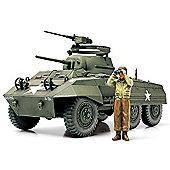 U.S M8 Light Armored Car Greyhound - 1:48 Military - Tamiya