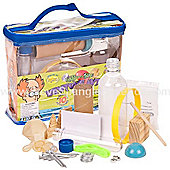 Newton's Antics Lab In A Bag Kit